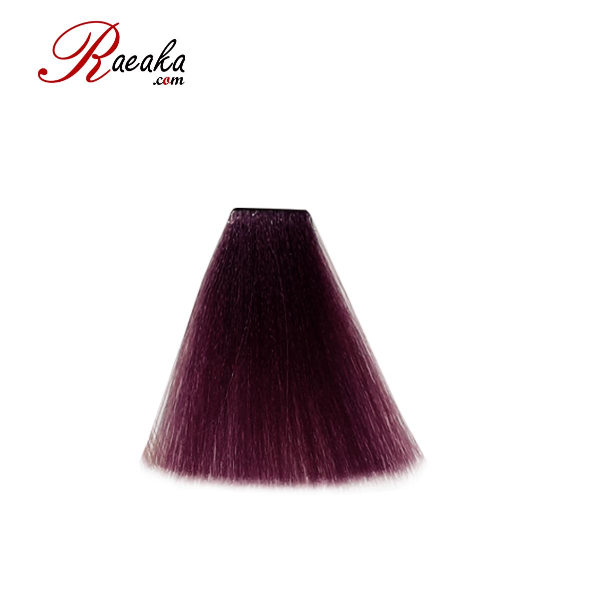رنگ مو دوماسی سری رنگ های ترکیبی ارکیده بنفش ۶٫۲۰۰ حجم ۱۲۰ میلی لیتر