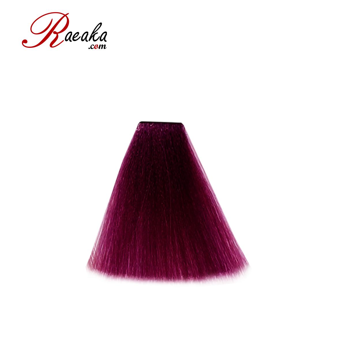 رنگ مو دوماسی سری رنگ های ترکیبی ویولت ۶٫۲۶۰ حجم ۱۲۰ میلی لیتر
