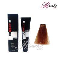 رنگ مو دوماسی سری عسلی- بلوند عسلی تیره- شماره ۶٫۳۴ حجم ۱۲۰ میلی لیتر
