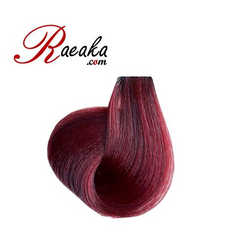 رنگ مو دیفرنت سری شرابی یاقوتی قرمز آتشین ۶٫۶ حجم ۱۲۵ میلی لیتر