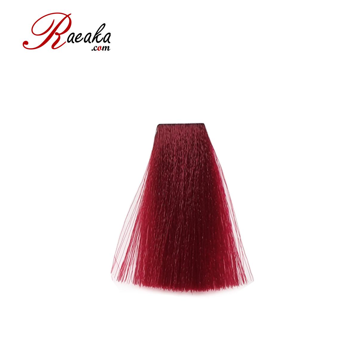 رنگ مو دوماسی سری قرمز قرمز آتشین ۶٫۶ حجم ۱۲۰ میلی لیتر