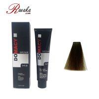 رنگ مو دوماسی سری زیتونی بلوند زیتونی تیره ۶٫۸ حجم ۱۲۰ میلی لیتر