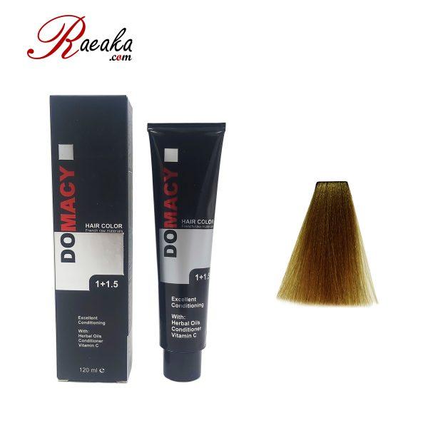 رنگ مو دوماسی سری طبیعی اکسترا بلوندمتوسط اکسترا ۷٫۰۰ حجم ۱۲۰ میلی لیتر