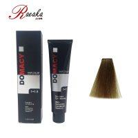 رنگ مو دوماسی سری دودی بلوند دودی متوسط ۷٫۱ حجم ۱۲۰ میلی لیتر