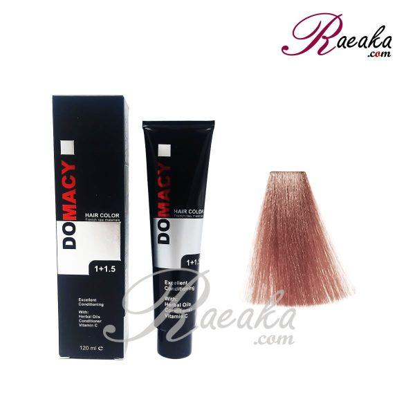 رنگ مو دوماسی سری بیسکویتی- بیسکویتی- شماره ۷٫۳۷۲ حجم ۱۲۰ میلی لیتر