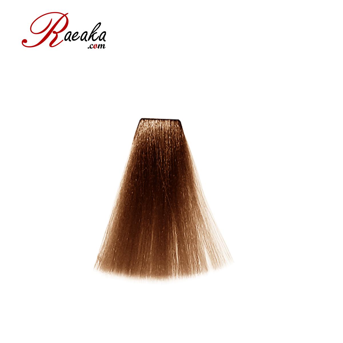 رنگ مو دوماسی سری رنگ های ترکیبی بیسکویتی ۷٫۳۷۲ حجم ۱۲۰ میلی لیتر
