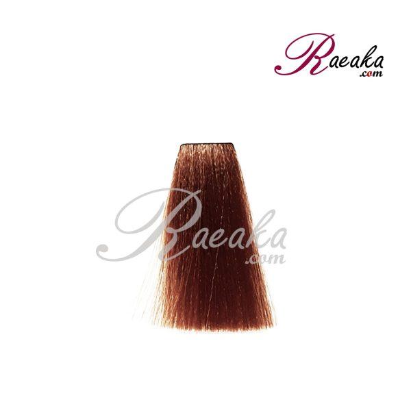 رنگ مو دوماسی سری شاه بلوطی- بلوند شاه بلوطی متوسط- شماره ۷٫۷۶ حجم ۱۲۰ میل
