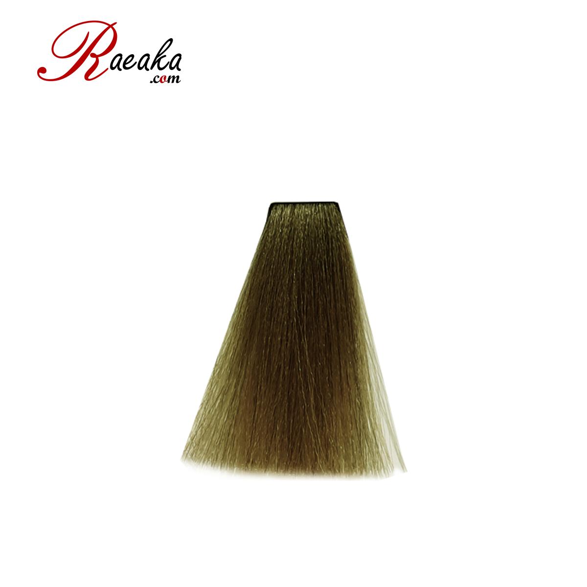رنگ مو دوماسی سری زیتونی بلوند زیتونی متوسط ۷٫۸ حجم ۱۲۰ میلی لیتر
