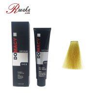 رنگ مو دوماسی سری طلایی بلوند طلایی روشن ۸٫۳ حجم ۱۲۰ میلی لیتر
