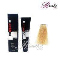 رنگ مو دوماسی سری طلایی- بلوند طلایی روشن- شماره ۸٫۳ حجم ۱۲۰ میلی لیتر