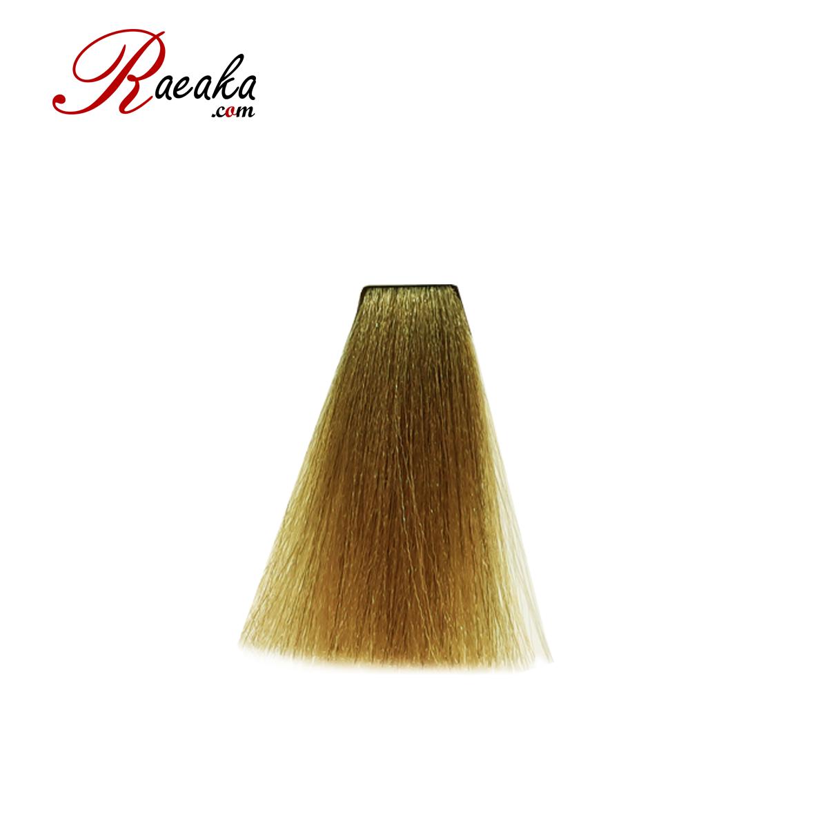رنگ مو دوماسی سری عسلی بلوند عسلی روشن ۸٫۳۴ حجم ۱۲۰ میلی لیتر
