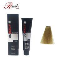 رنگ مو دوماسی سری دودی بلوند دودی خیلی روشن ۹٫۱ حجم ۱۲۰ میلی لیتر