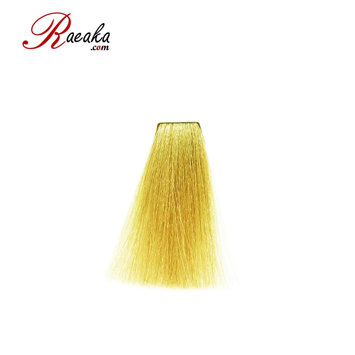 رنگ مو دوماسی سری طلایی بلوند طلایی خیلی روشن ۹٫۳ حجم ۱۲۰ میلی لیتر