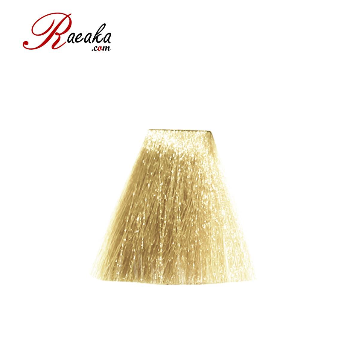رنگ مو دوماسی سری کافی شاپ کاراملی روشن ۹٫۷۱ حجم ۱۲۰ میلی لیتر