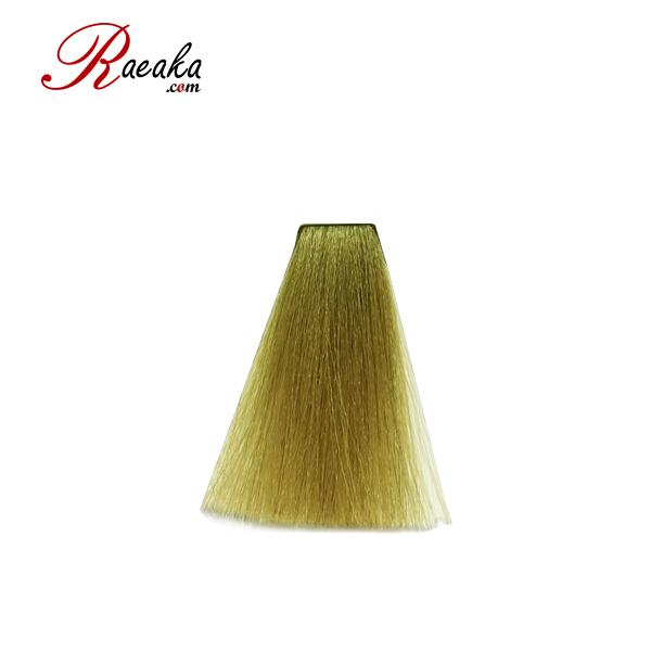 رنگ مو دوماسی سری زیتونی بلوند زیتونی خیلی روشن ۹٫۸ حجم ۱۲۰ میلی لیتر