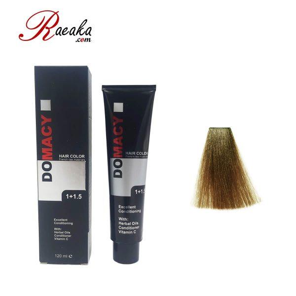 رنگ مو دوماسی سری بژ قهوه ای بژ روشن ۵٫۳۱ حجم ۱۲۰ میلی لیتر