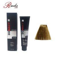 رنگ مو دوماسی سری کافی شاپ کاپوچینو ۶٫۳۷ حجم ۱۲۰ میلی لیتر