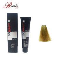 رنگ مو دوماسی سری بژ بلوند بژ متوسط ۷٫۳۱ حجم ۱۲۰ میلی لیتر