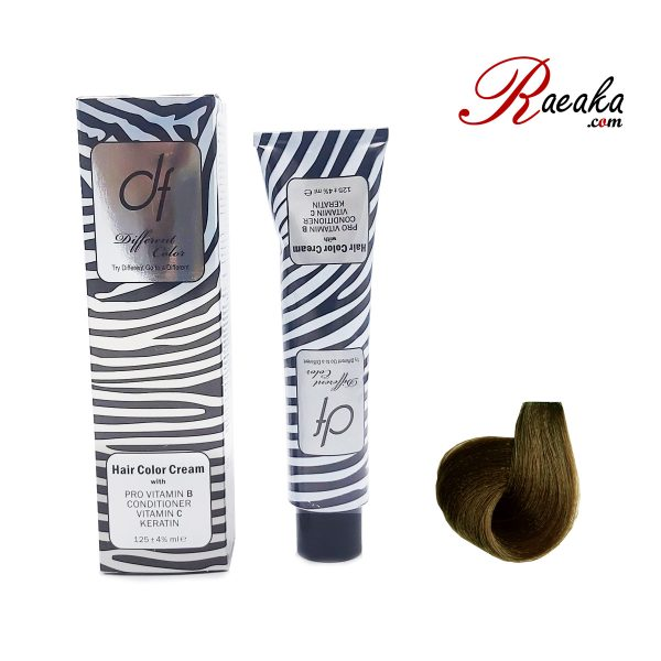 رنگ مو دیفرنت سری شکلاتی بلوند شکلاتی متوسط ۷٫۷ حجم ۱۲۵ میلی لیتر