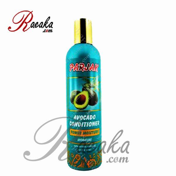 نرم کننده و تغذیه کننده مو پرژک (مناسب موهای خشک و دکلره شده )حاوی روغن آووکادو و شی باتر وزن ۲۸۰ گرم