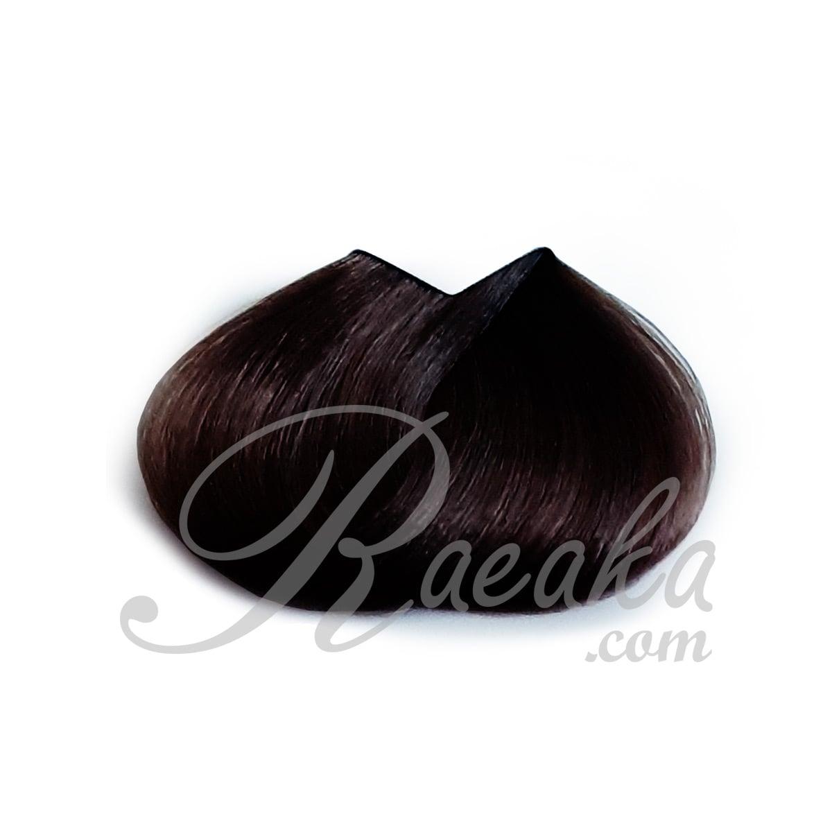 کیت رنگ موی زی فام شماره ۳ (قهوه ای تیره طبیعی) با محافظت سه گانه