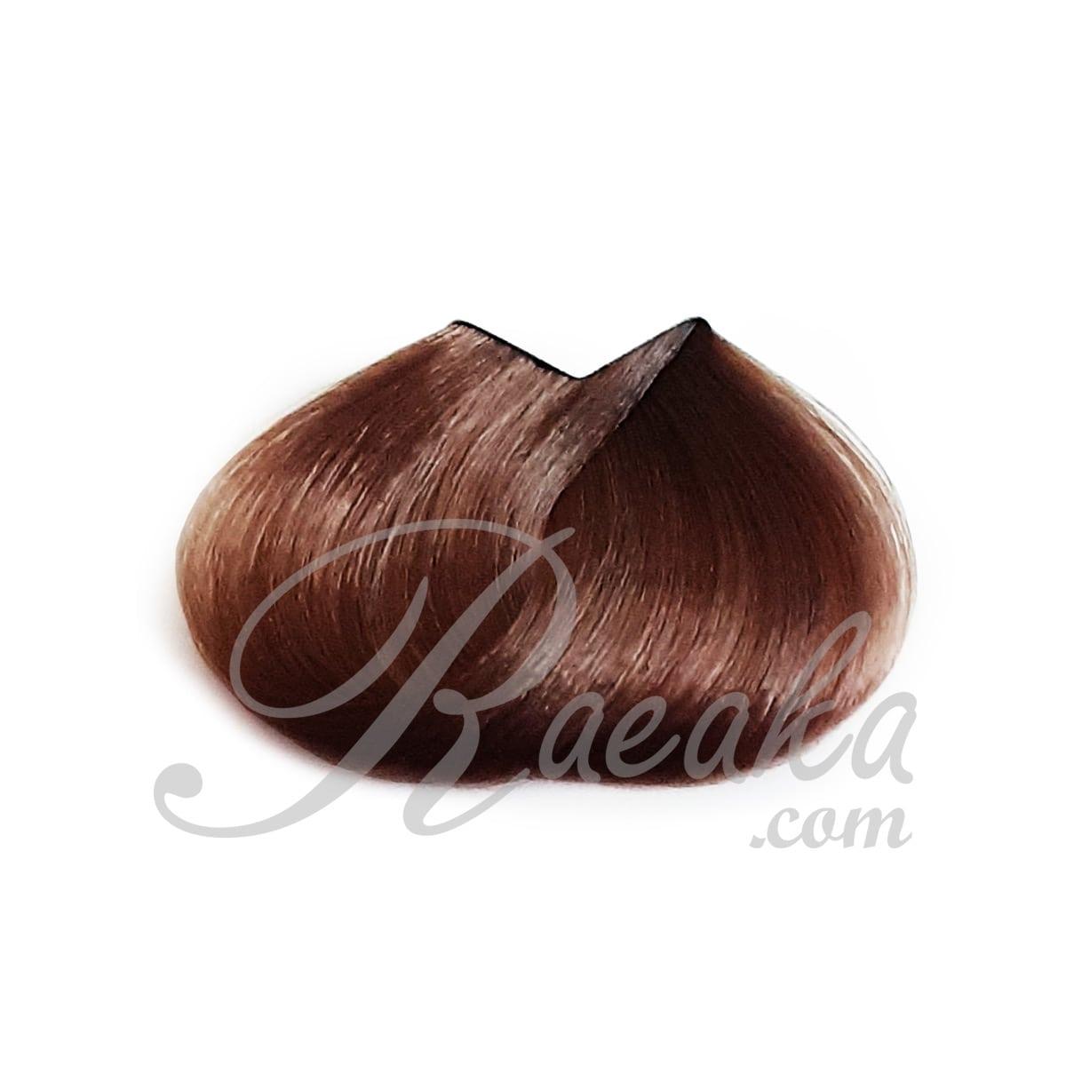کیت رنگ موی زی فام شماره ۵٫۳ (قهوه ای ترافلی) با محافظت سه گانه