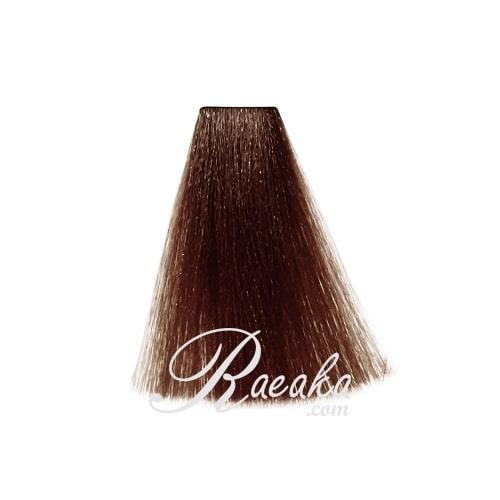 کیت رنگ موی گپ سری شکلاتی- قهوه ای شکلاتی روشن- شماره 5/7 حجم ۱۰۰ میلی لیتر