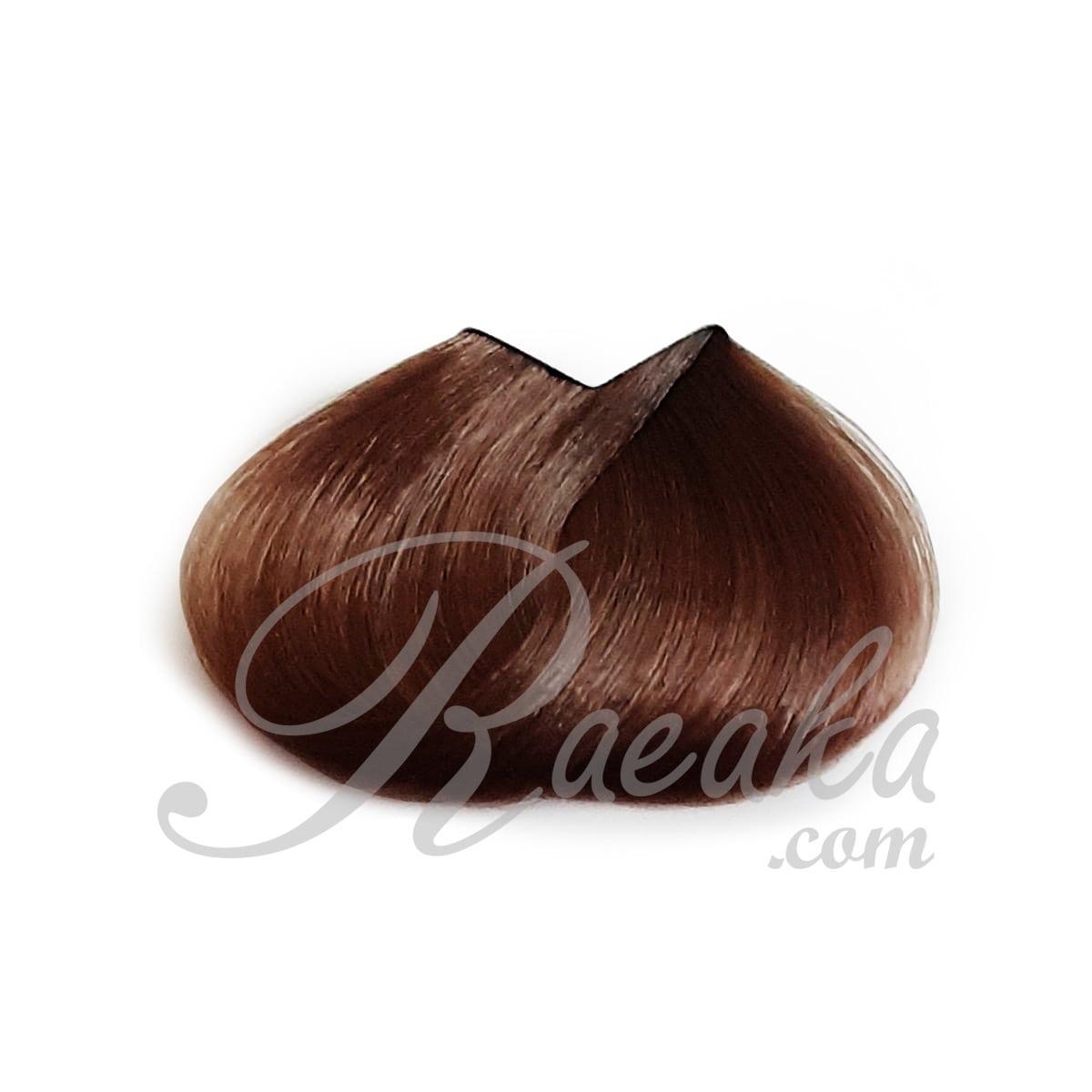 کیت رنگ موی زی فام شماره ۶ (بلوند تیره طبیعی) با محافظت سه گانه