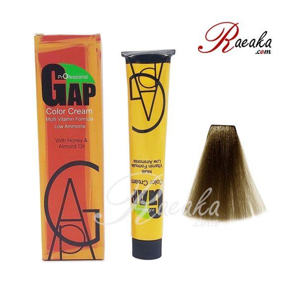 کیت رنگ موی گپ سری زیتونی- بلوند زیتونی تیره- شماره 6/2 حجم ۱۰۰ میلی لیتر