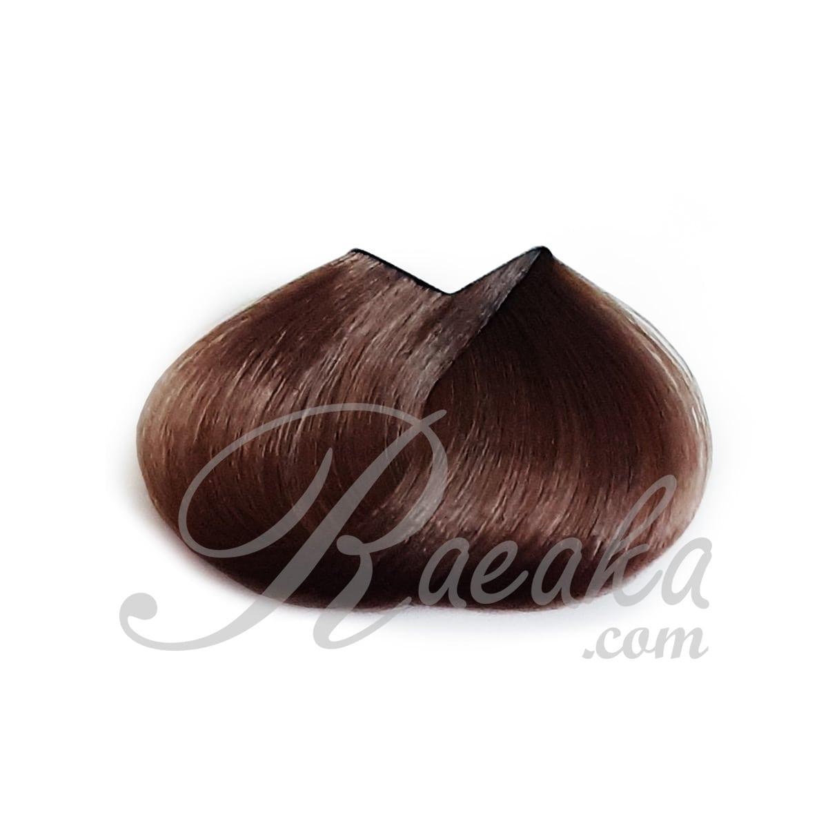 کیت رنگ موی زی فام شماره ۶٫۲۳ (بلوند تیره شکلاتی) با محافظت سه گانه