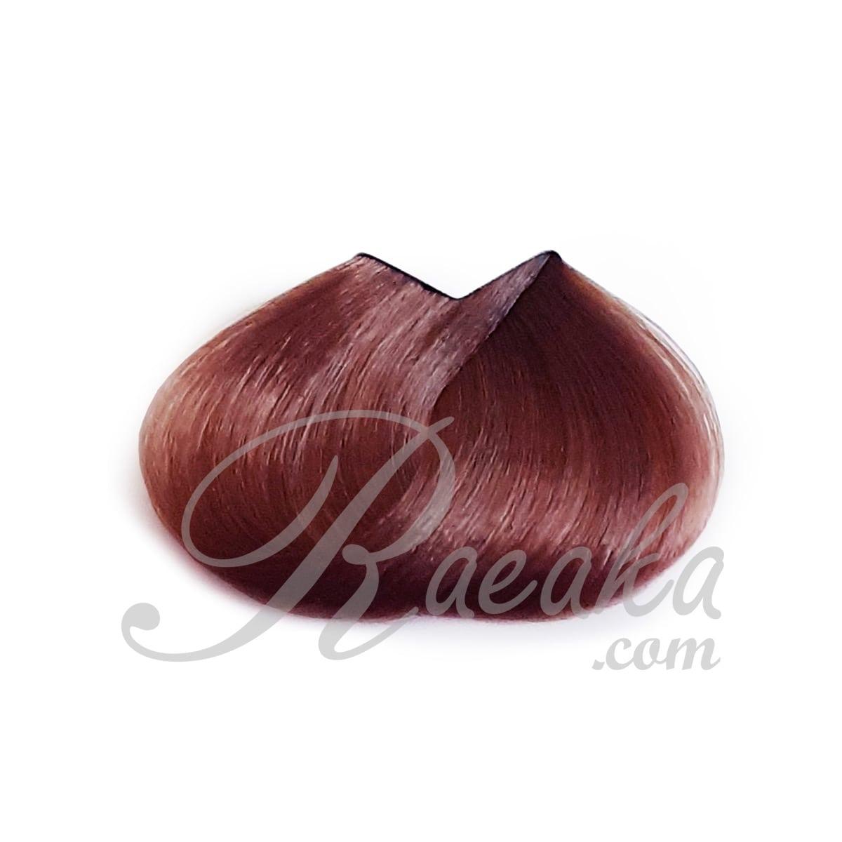 کیت رنگ موی زی فام شماره ۶٫۲۵ (ماهاگونی یاقوتی) با محافظت سه گانه