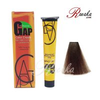 کیت رنگ موی گپ سری طبیعی قوی- بلوند- شماره 7/۰۰ حجم ۱۰۰ میلی لیتر