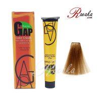 کیت رنگ موی گپ سری طلایی- بلوند طلایی- شماره 7/۳ حجم ۱۰۰ میلی لیتر