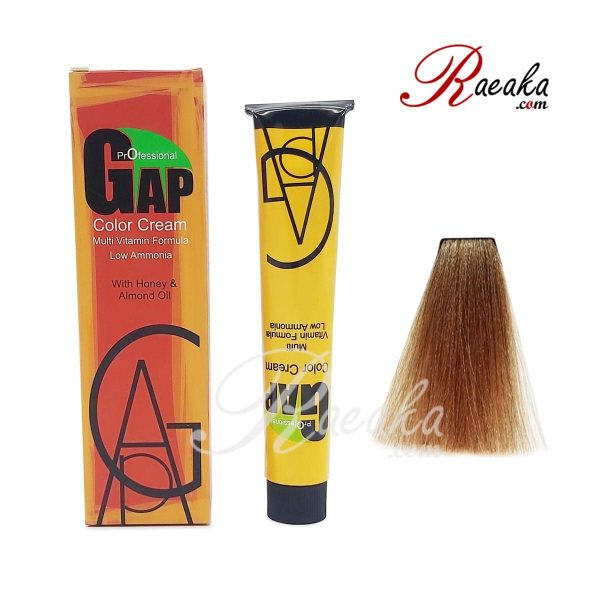 کیت رنگ موی گپ سری بژ- بلوند بژ روشن- شماره 8/۳۱ حجم ۱۰۰ میلی لیتر