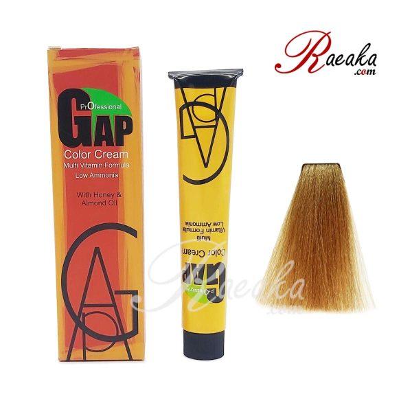 کیت رنگ موی گپ سری نسکافه ای- بلوند نسکافه ای روشن- شماره 8/۷۳ حجم ۱۰۰ میلی لیتر