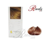 کیت رنگ موی زی فام شماره ۸ (بلوند روشن طبیعی) با محافظت سه گانه