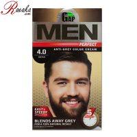 کیت رنگ موی مردانه گپ- قهوه ای- شماره 4٫۰