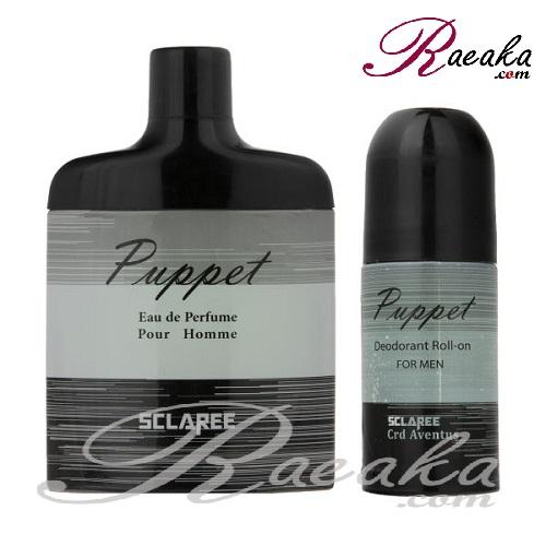 پک کادویی مردانه اسکلاره شامل ادو پرفیوم و مام مدل Puppet - 2