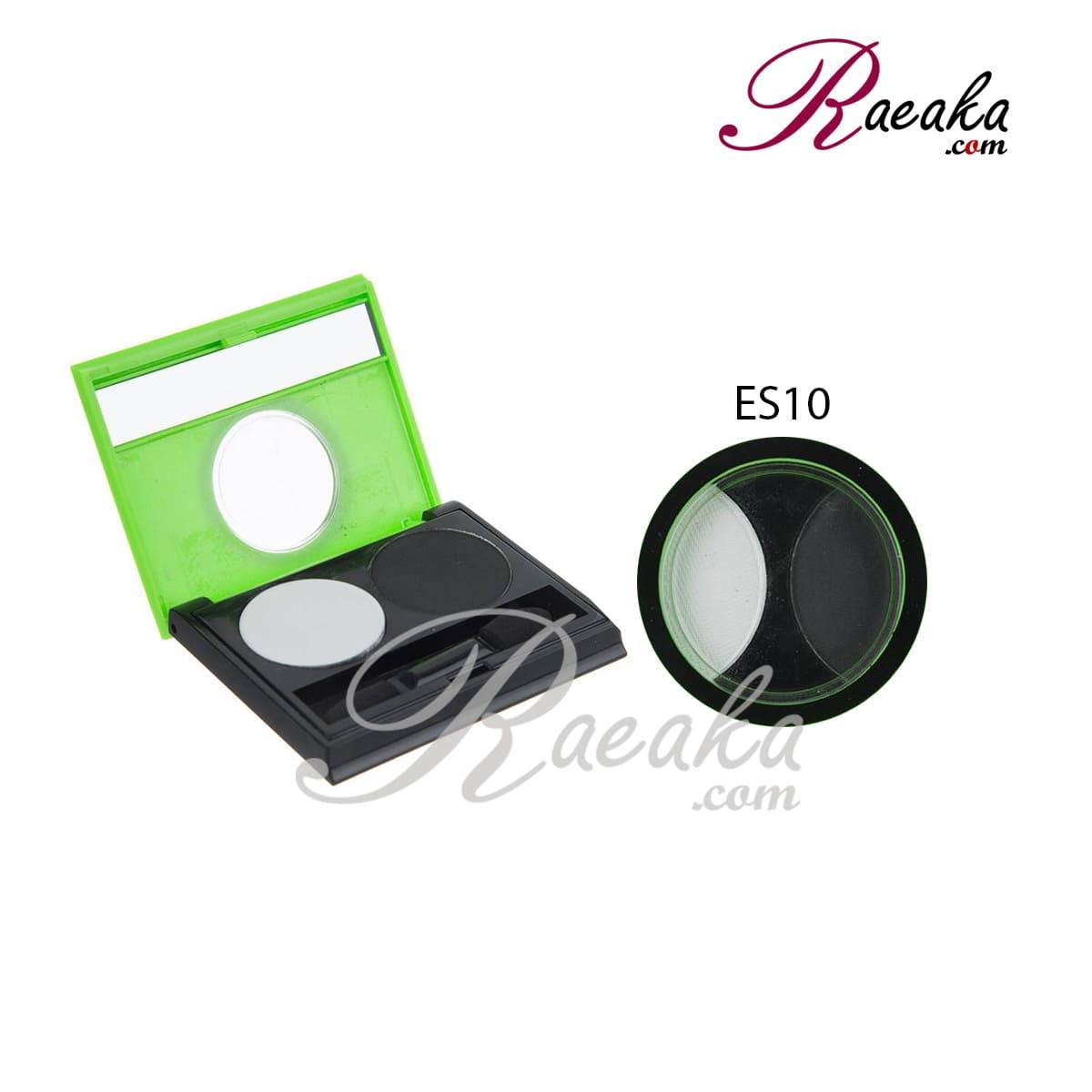 سایه چشم دو تایی کالیستا کد ES10 وزن ۲٫۵*۲ گرم