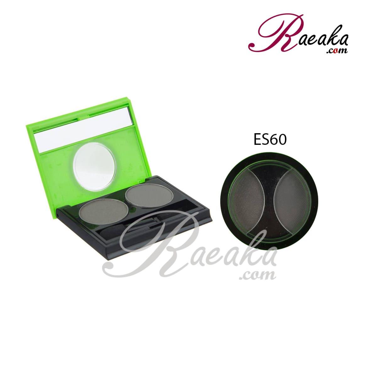 سایه چشم دو تایی کالیستا کد ES60 وزن ۲٫۵*۲ گرم