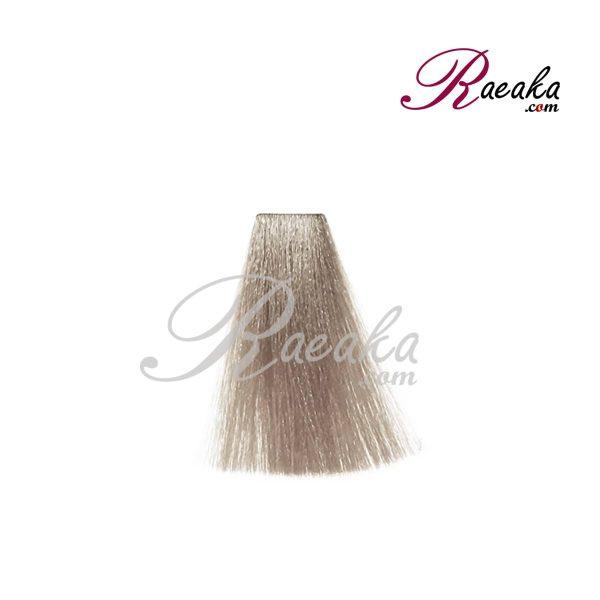 رنگ مو دوماسی سری خاکستری- بلوند خاکستری روشن- شماره ۸٫۱۲ حجم ۱۲۰ میل