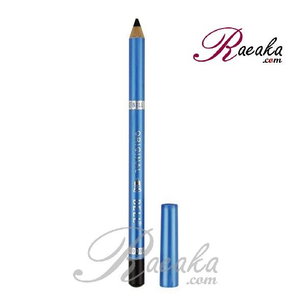 مداد چشم ضد آب بل (BELL) مدل کلاسیک وزن خالص 1.2 گرم - 2